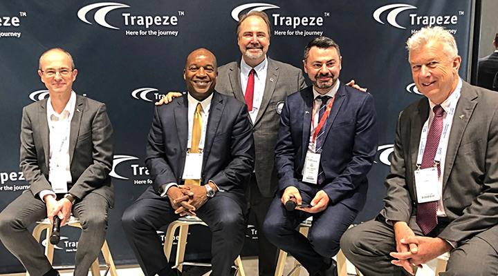 Transit Unplugged CEO Roundtable Show, UITP Stockholm 2019
