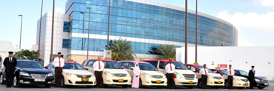 Dubai RTA Taxi Trapeze Group Software