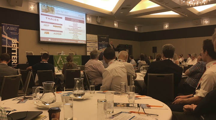 ARA Light Rail 2017 Conference