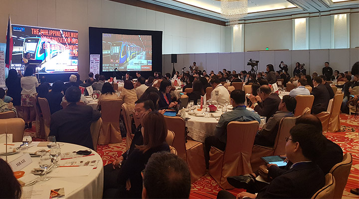 Philippine Railway Modernisation & Expansion Summit 2018