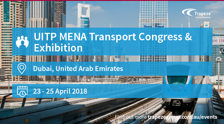 UITP MENA Transport Congress & Exhibition